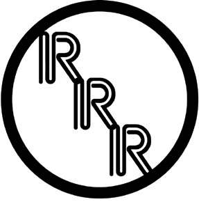 RRR ranch LOGO white